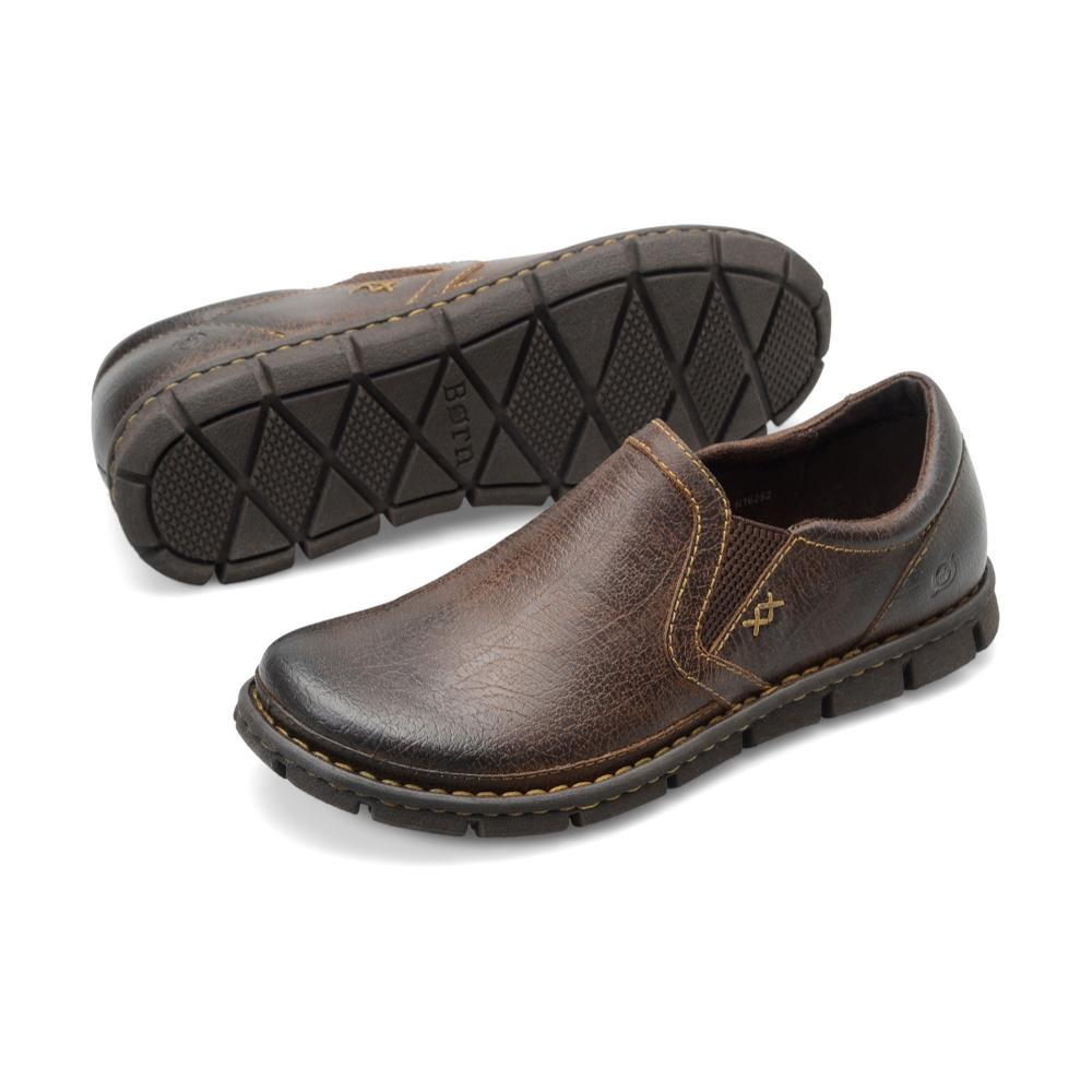 Born Men's Sawyer Slip On Shoes TIMBER