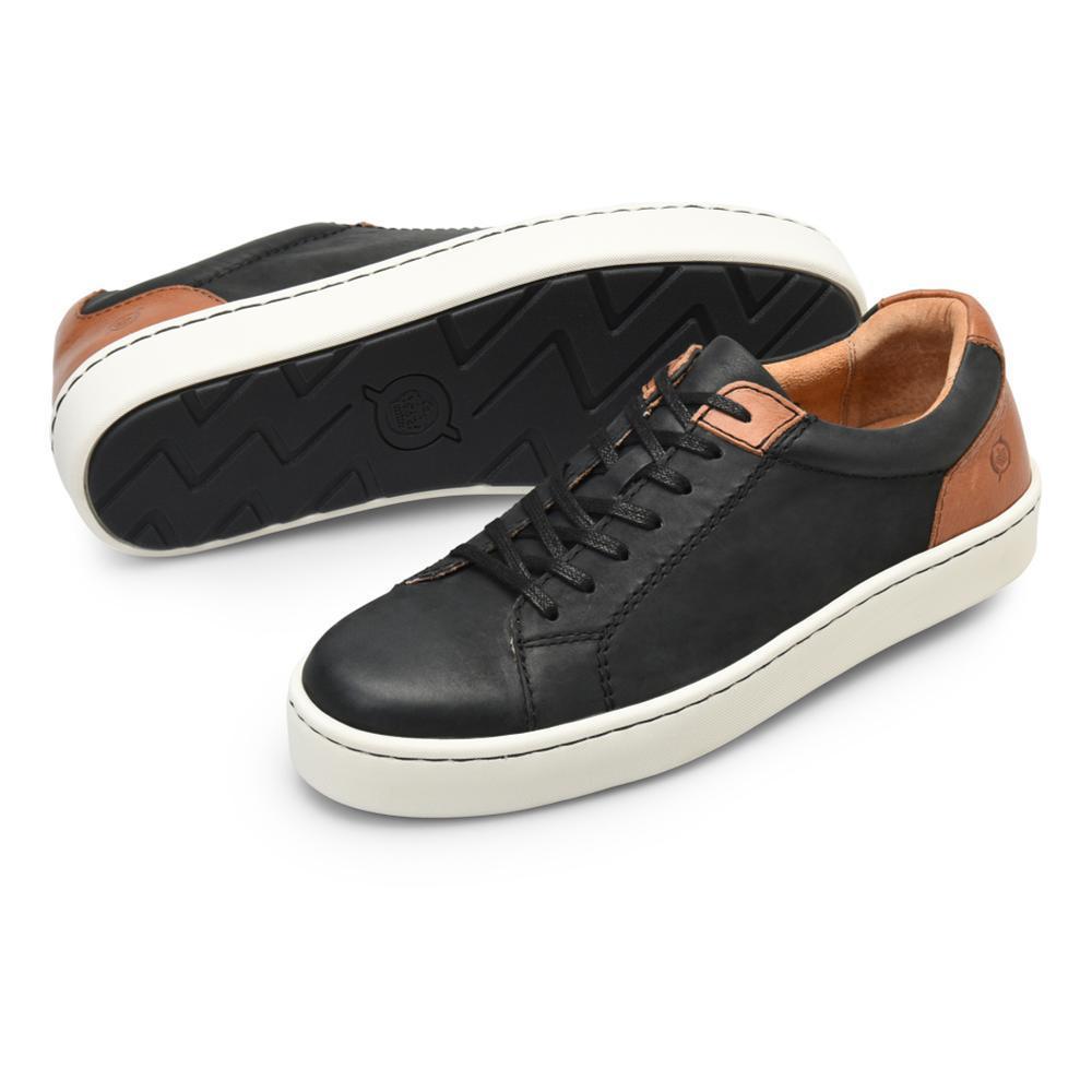 Born Men's Jib Shoes BLK.BRN