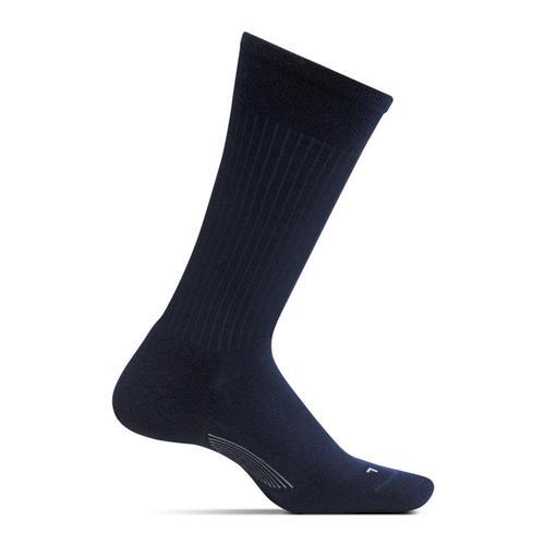 Feetures Women's Texture Ultra Light Crew Socks