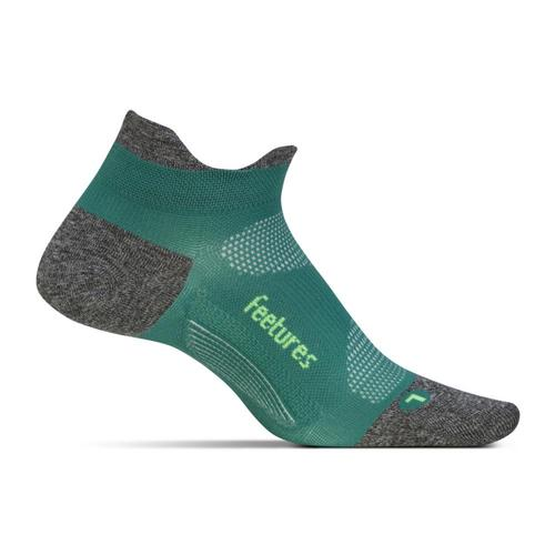 Feetures Unisex Elite Light Cushion No Show Tab Socks