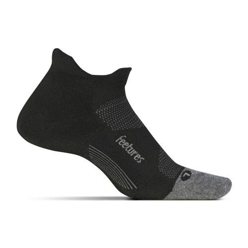 Feetures Unisex Elite Light Cushion No Show Tab Socks