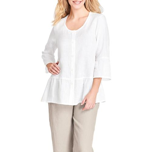FLAX Women's Southern Belle Top