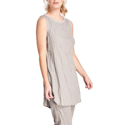 FLAX Women's Coastal Sleeveless Tunic