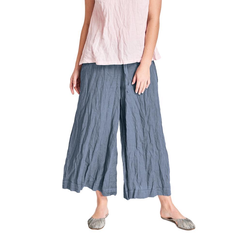 FLAX Women's Pier Pants SMOKESTN