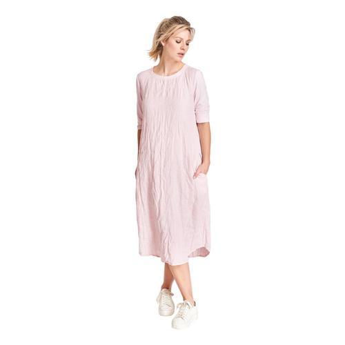 FLAX Women's Horizon Dress Blush