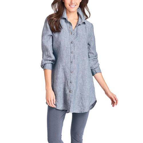 FLAX Women's Afternoon Cover Long Sleeve Shirt