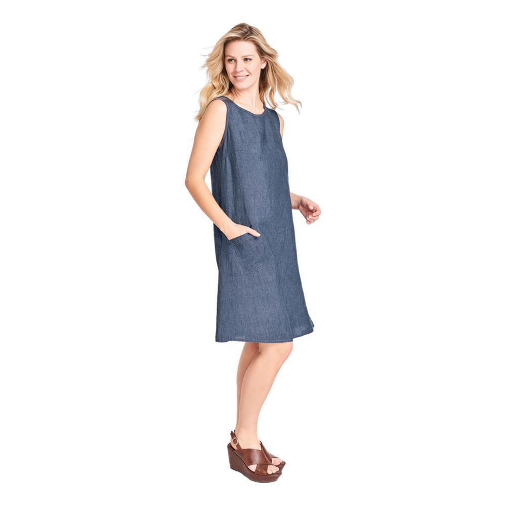 FLAX Women's Riverwalk Dress DENIM