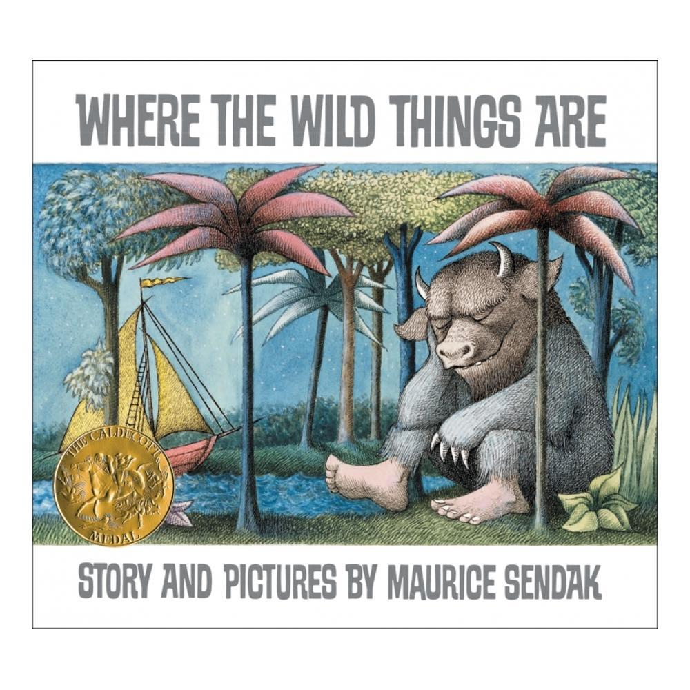 Where the Wild Things Are by Maurice Sendak HARDCOVER