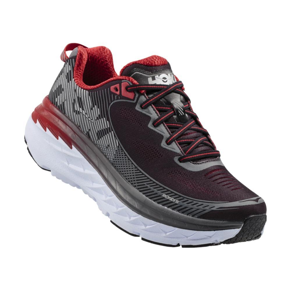 HOKA ONE ONE Men's Bondi 5 Running Shoes BLK.FRMONE