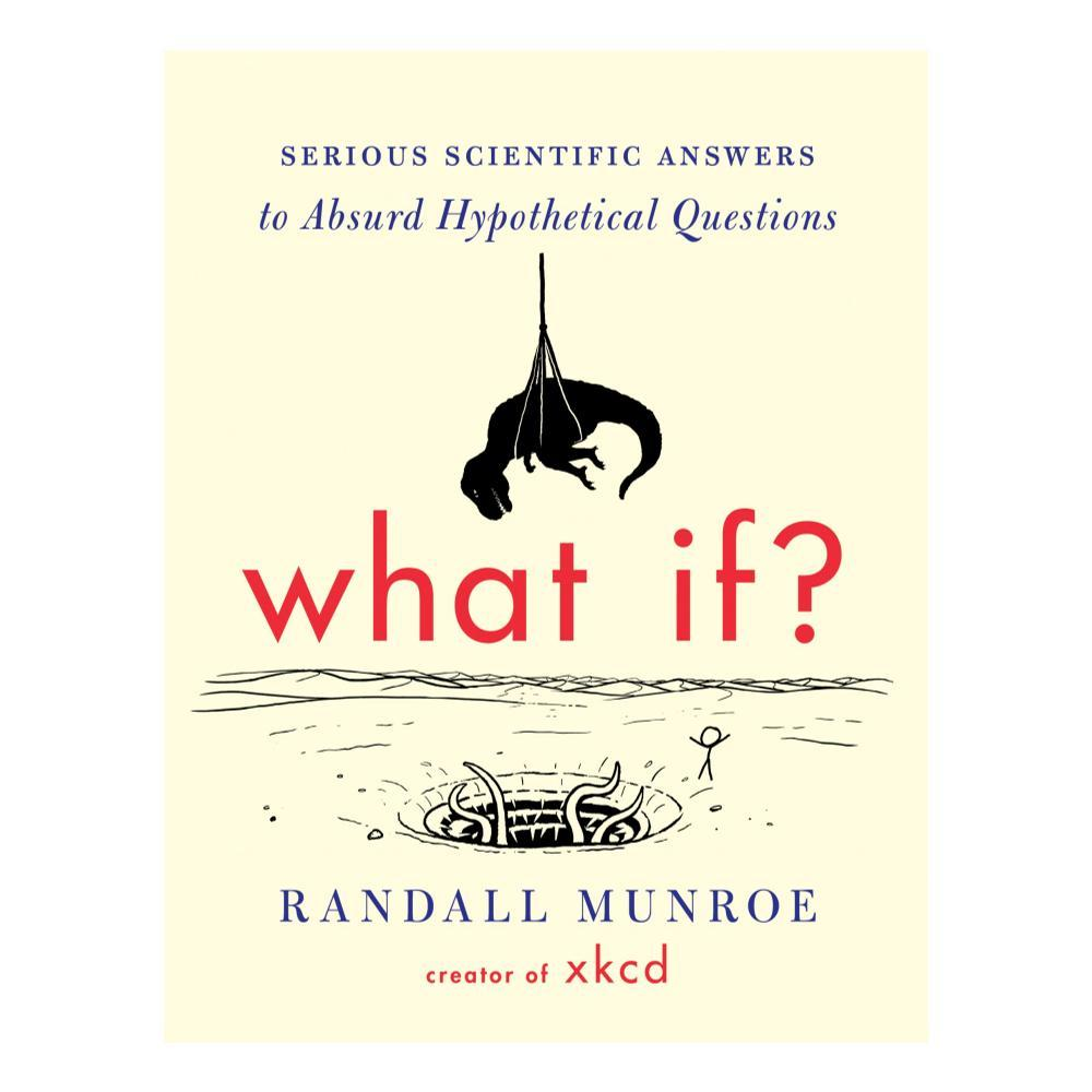 What If ? By Randall Munroe