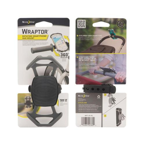 Nite Ize Wraptor Rotating Smartphone Bar Mount
