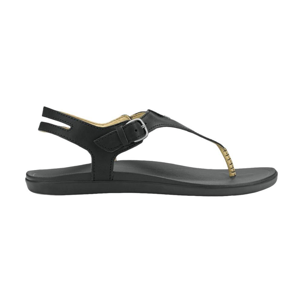 OluKai Women's Eheu Sandals BLACK