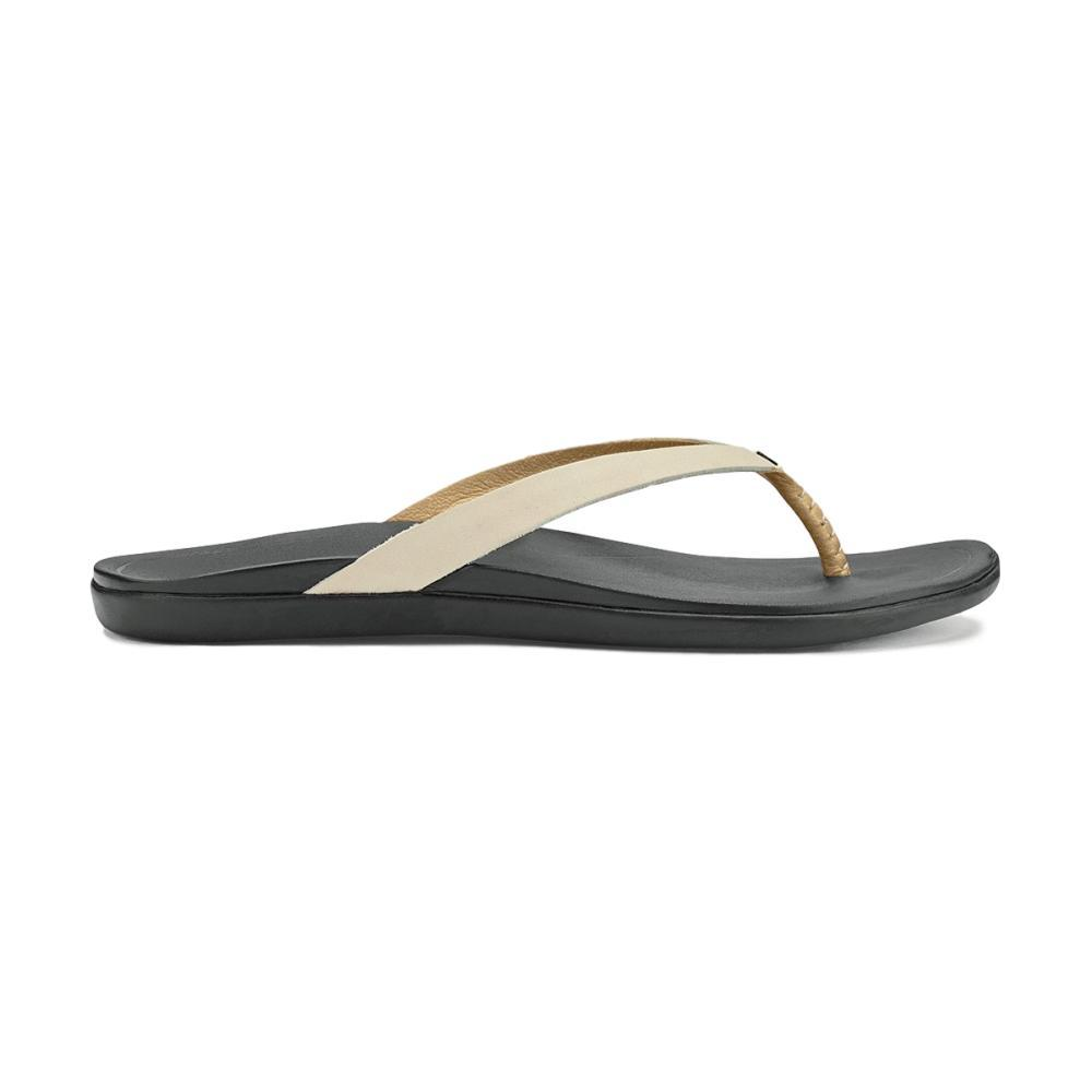 OluKai Women's Ho'opio Leather Sandals TAPA