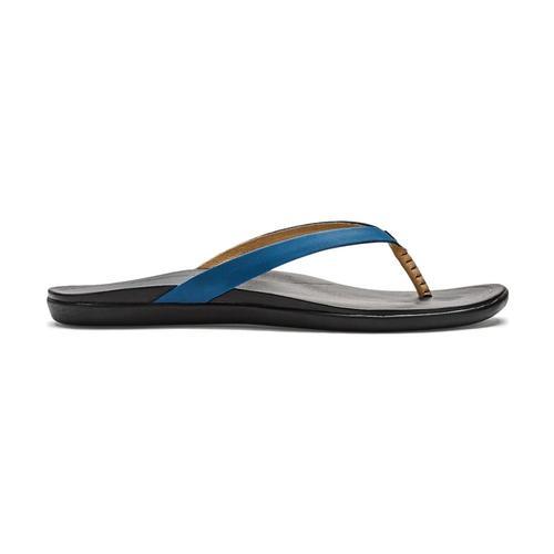 OluKai Women's Ho'opio Leather Sandals