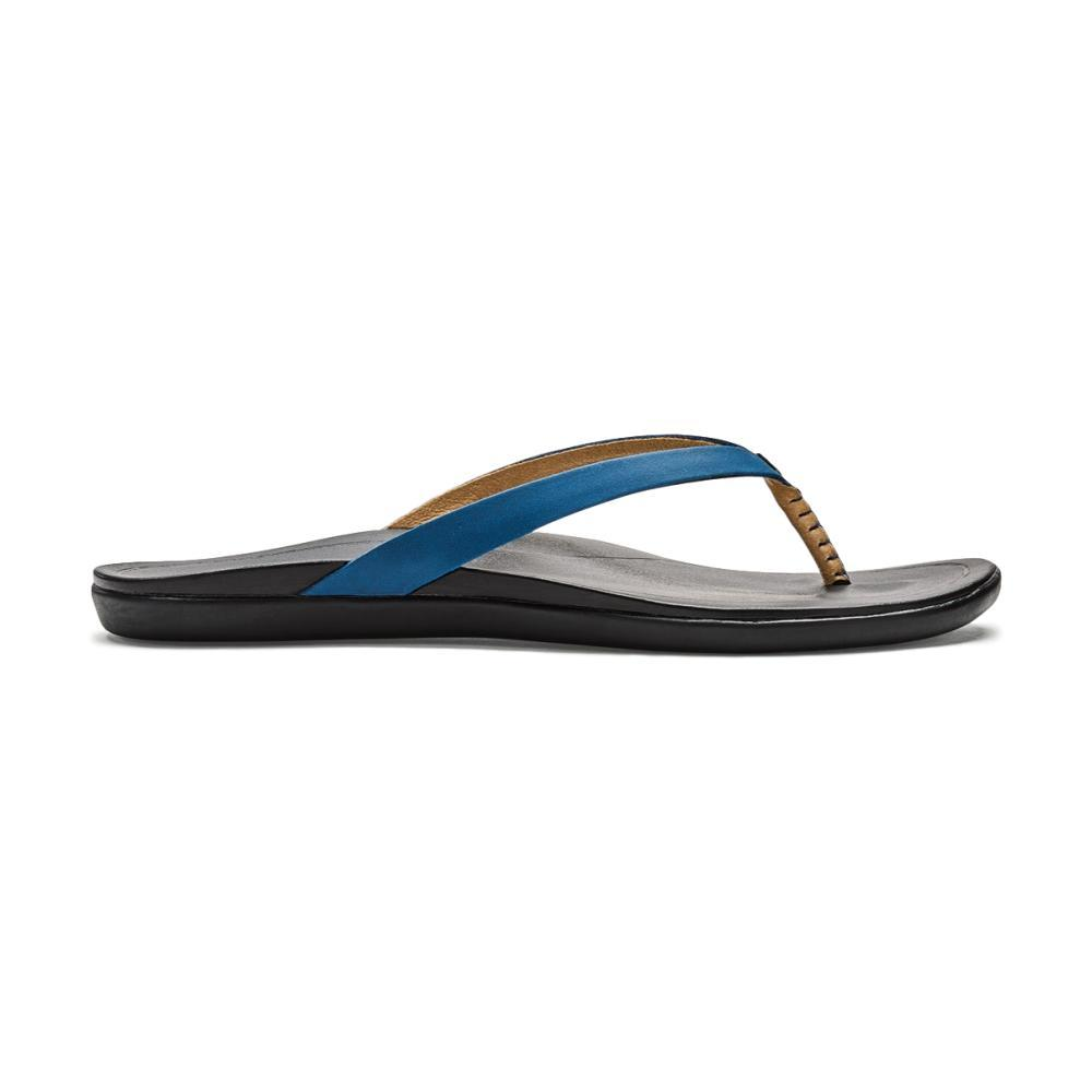 OluKai Women's Ho'opio Leather Sandals LEGION
