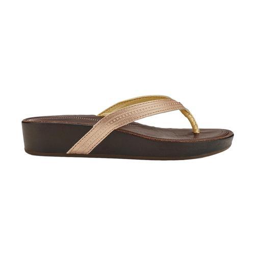 OluKai Women's Ola Sandals Copper