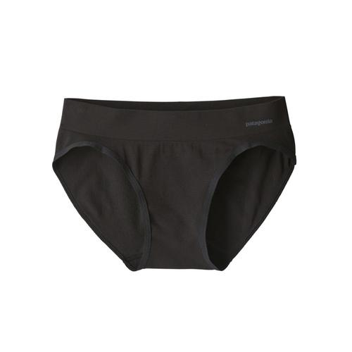 Patagonia Women's Active Briefs Black_blk