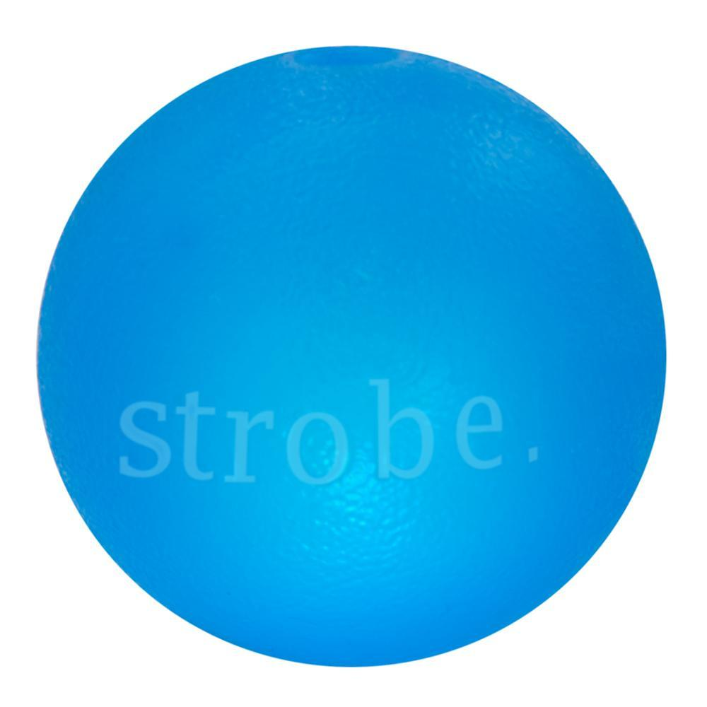 Planet Dog Orbee Tuff Strobe Ball BLUE