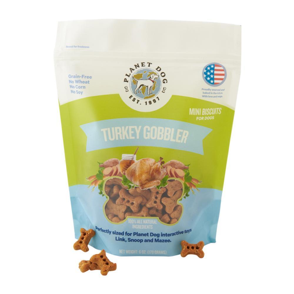 Planet Dog Turkey Gobbler Treats - 6oz TURKEY