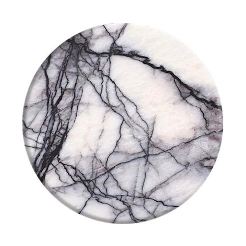 PopSockets Grip - White Marble