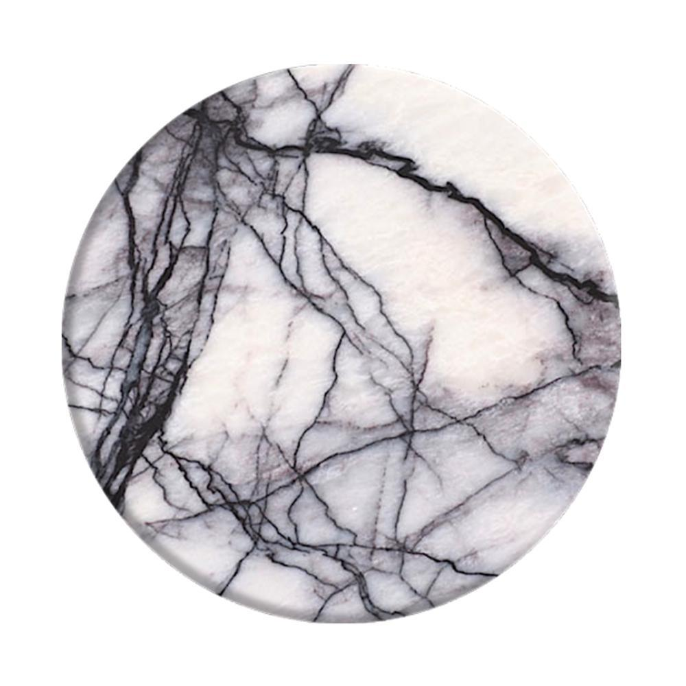 PopSockets Grip - White Marble WHITEMARBLE