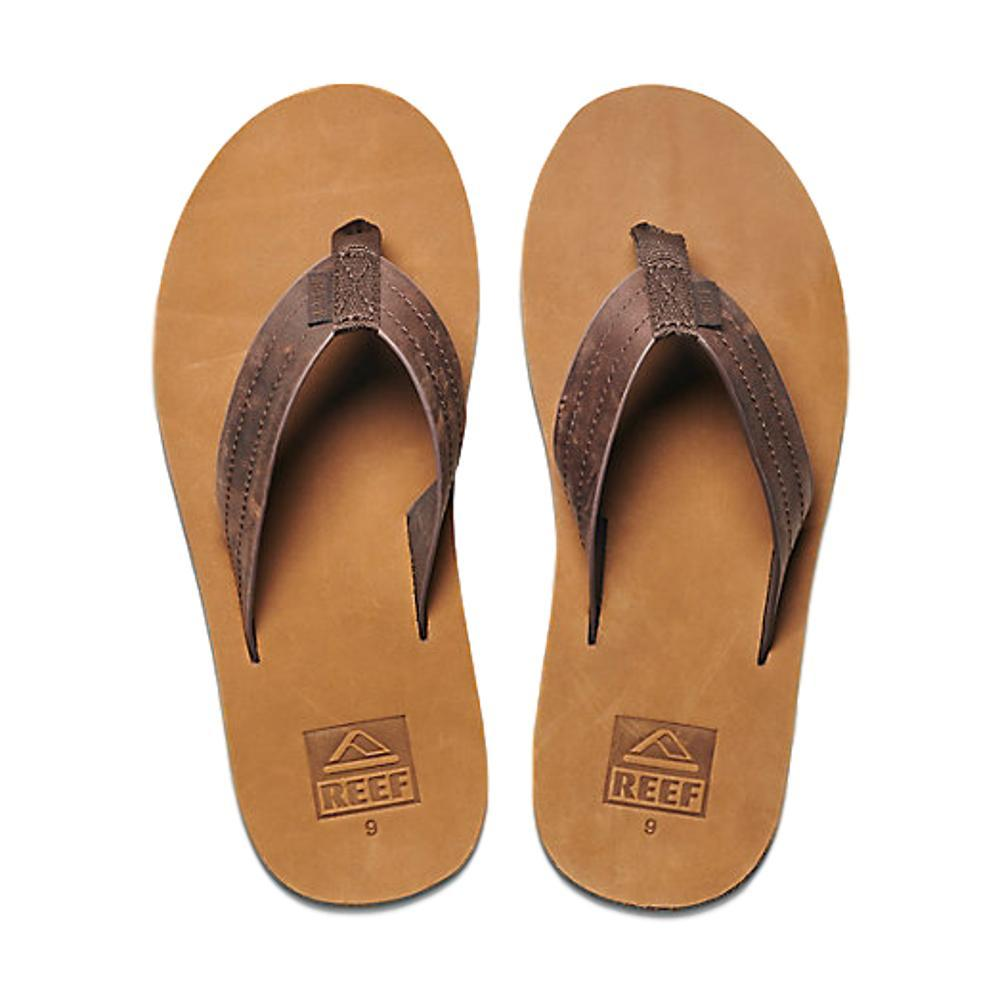Reef Men's Voyage LE Sandals DRKBRN.TN
