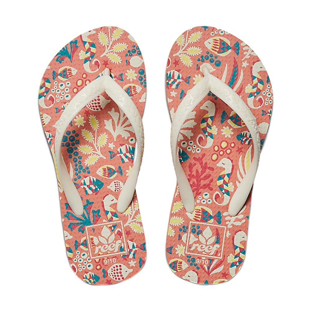 Reef Girls Little Reef Escape Prints Sandals UNDSEA_UTS