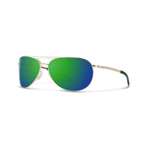 Smith Optics Serpico Slim 2.0 Sunglasses Gold