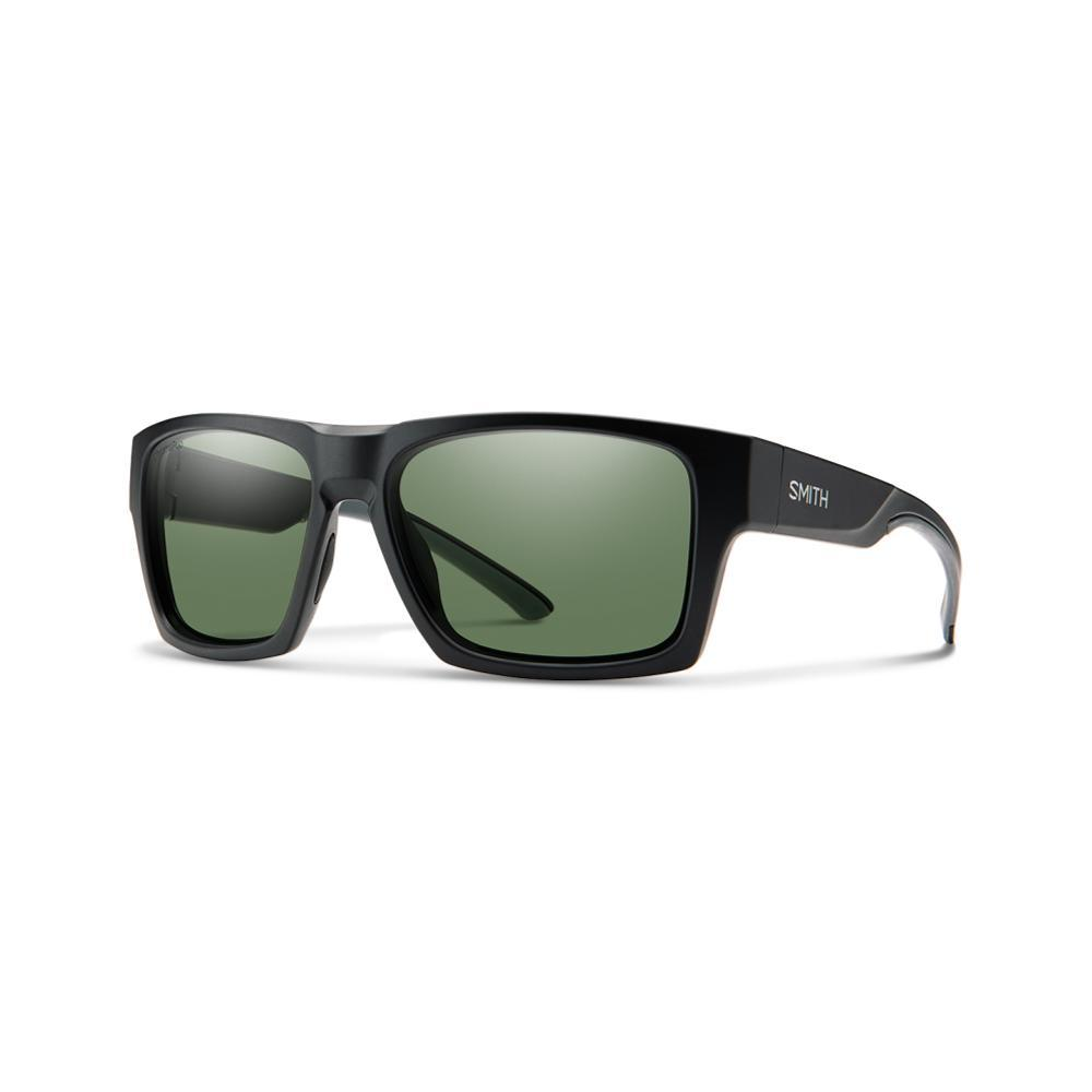 Smith Optics Outlier 2 XL Sunglasses MTT.BLACK