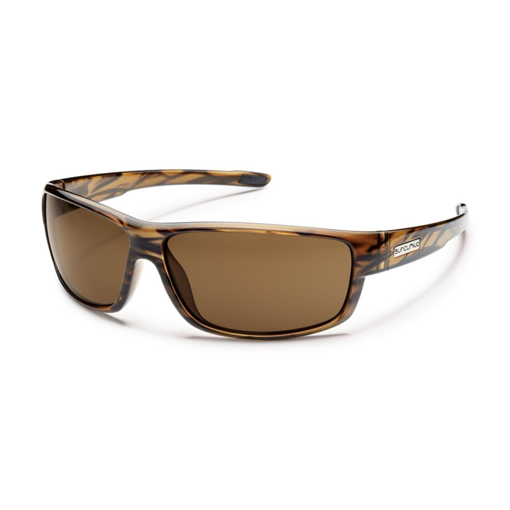 Suncloud Voucher Sunglasses BROWNSTRP