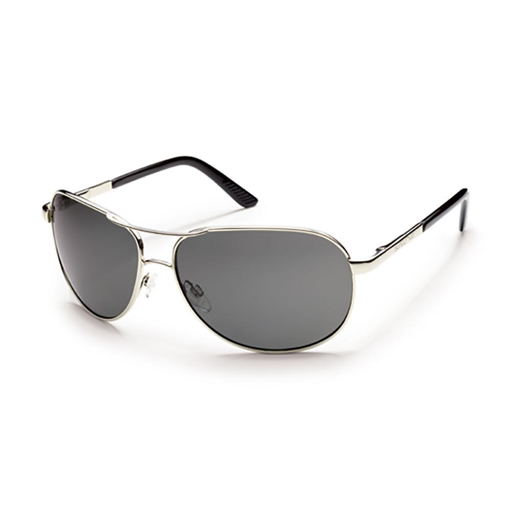 Suncloud Aviator Sunglasses SILVER