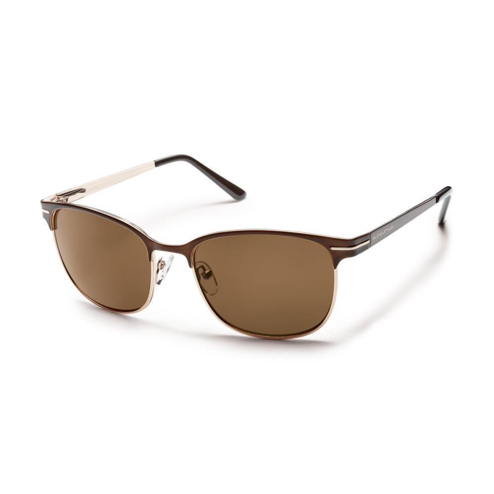 Suncloud Causeway Sunglasses BROWN