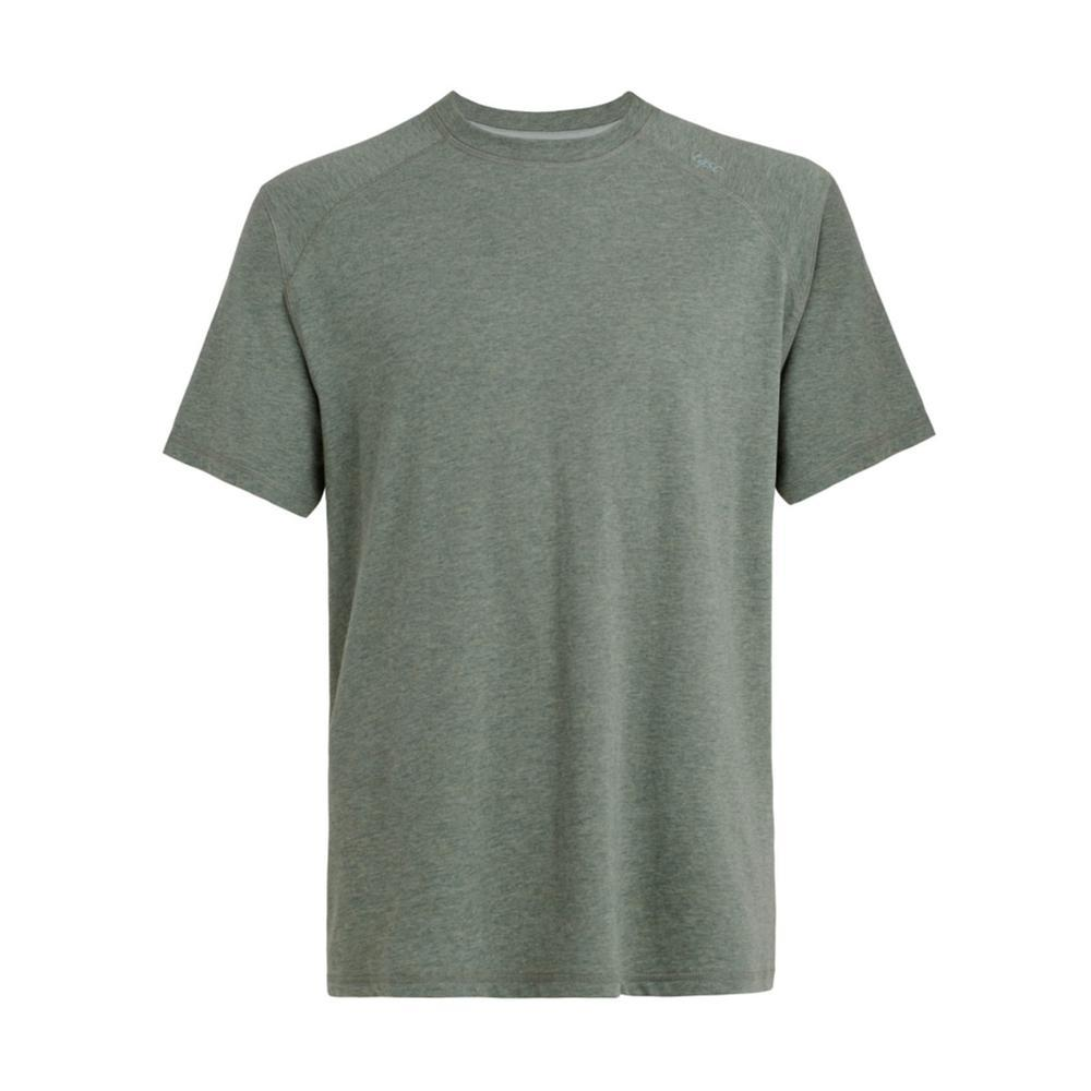 tasc Men's Carrollton Heather Performance Crew T-Shirt KELPHTHR