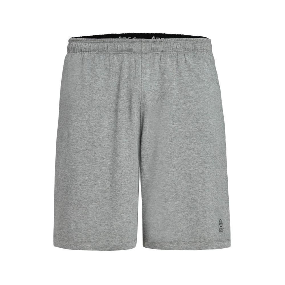 tasc Men's Vital Training Shorts - 9in HTHRGREY