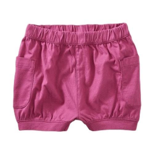 Tea Collection Infant Easy Pocket Shorts Snapdragon