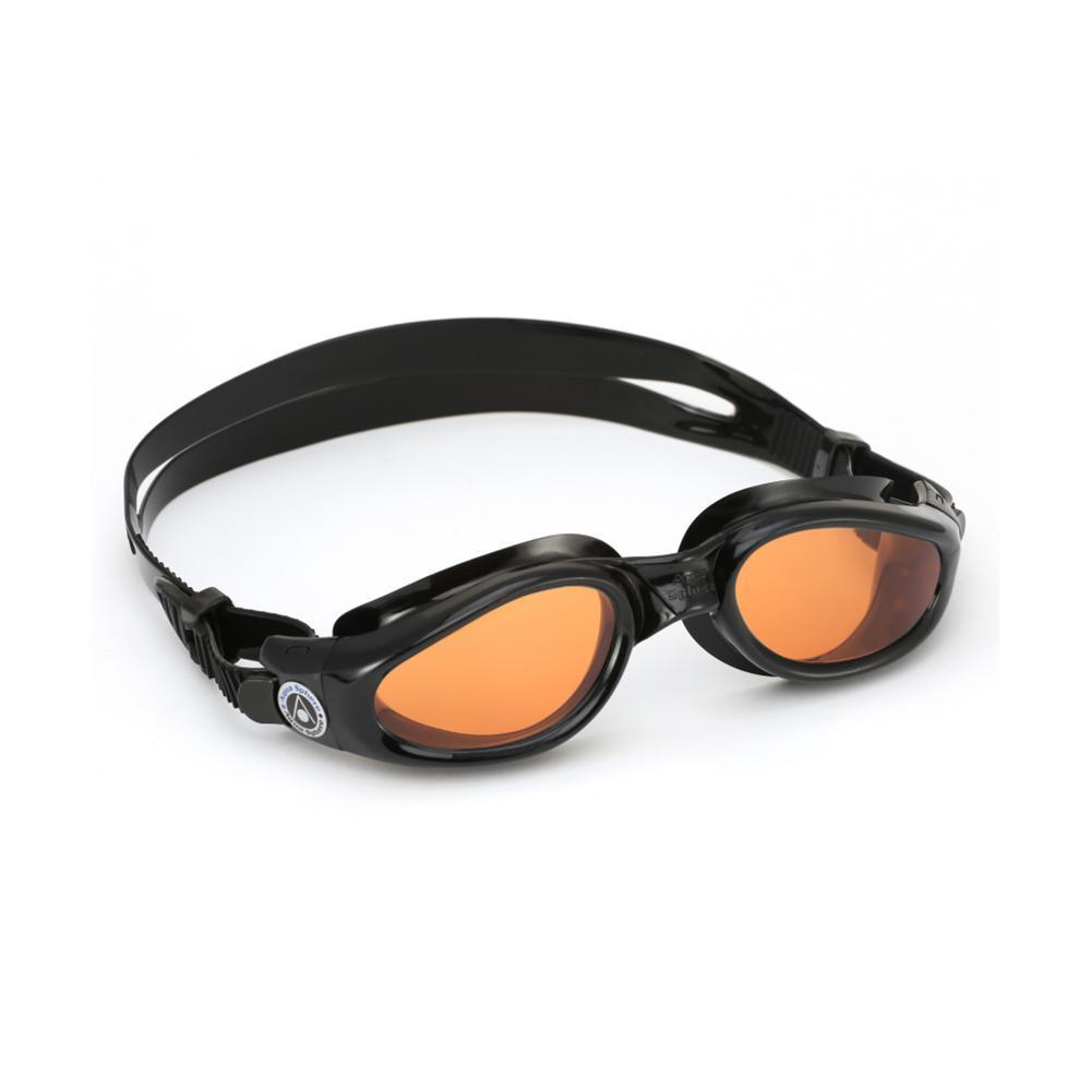 Aqua Sphere Kaiman Swim Goggles - Amber Lens AMBER