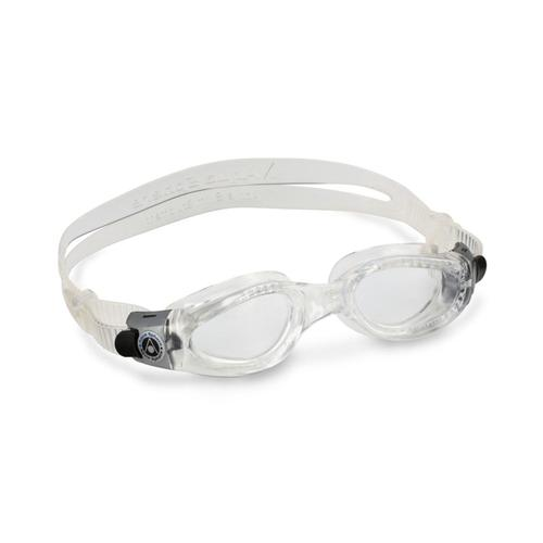 Aqua Sphere Kaiman Swim Goggles - Small Fit Clear Lens
