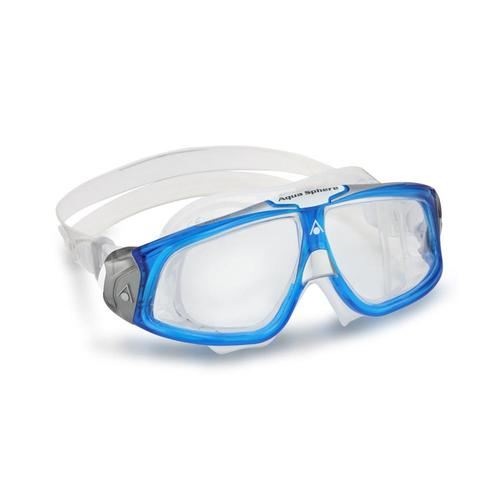 Aqua Sphere Seal 2.0 Swim Mask - Clear Lens