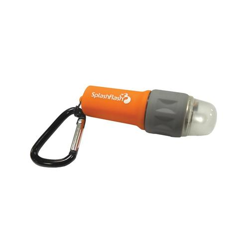 Ultimate Survival Technologies SplashFlash LED Light Orange