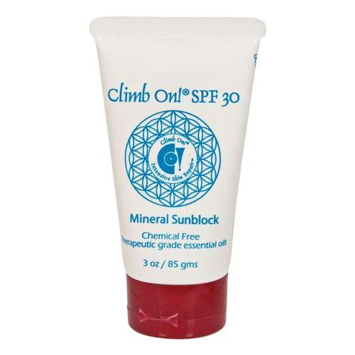 climbOn SPF 30 Mineral Sunscreen