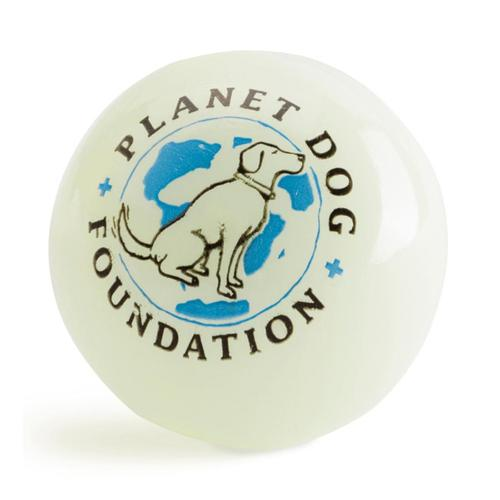 Planet Dog Glow For Good Ball