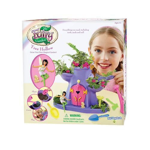 PlayMonster My Fairy Garden Tree Hollow