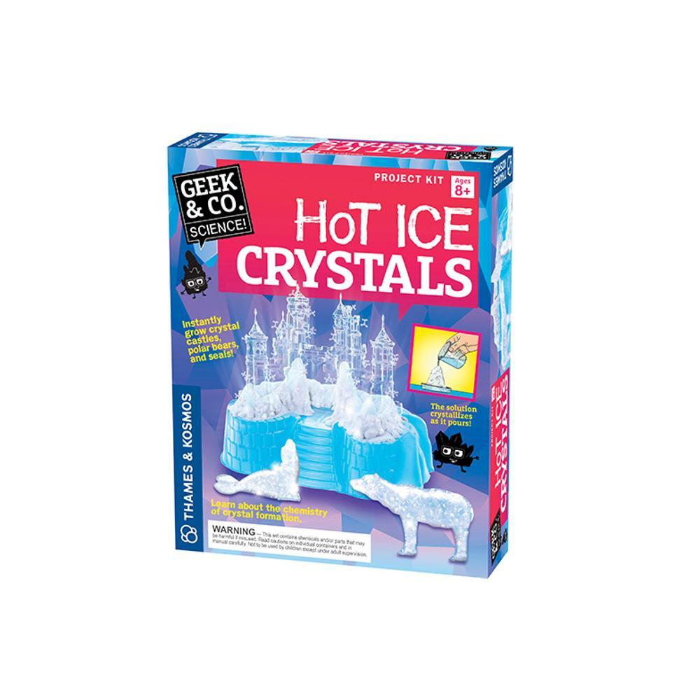 Geek & Co.Science Hot Ice Crystals Project Kit
