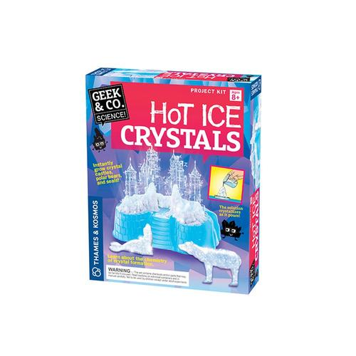 Geek & Co. Science Hot Ice Crystals Project Kit
