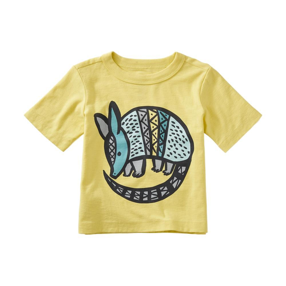 Tea Collection Infant Armadillo Graphic Baby Tee YUZU