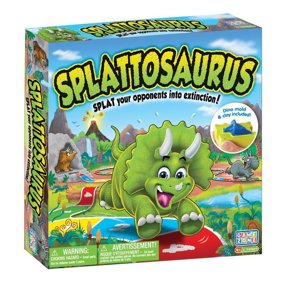 Epoch Game Zone Splattosaurus