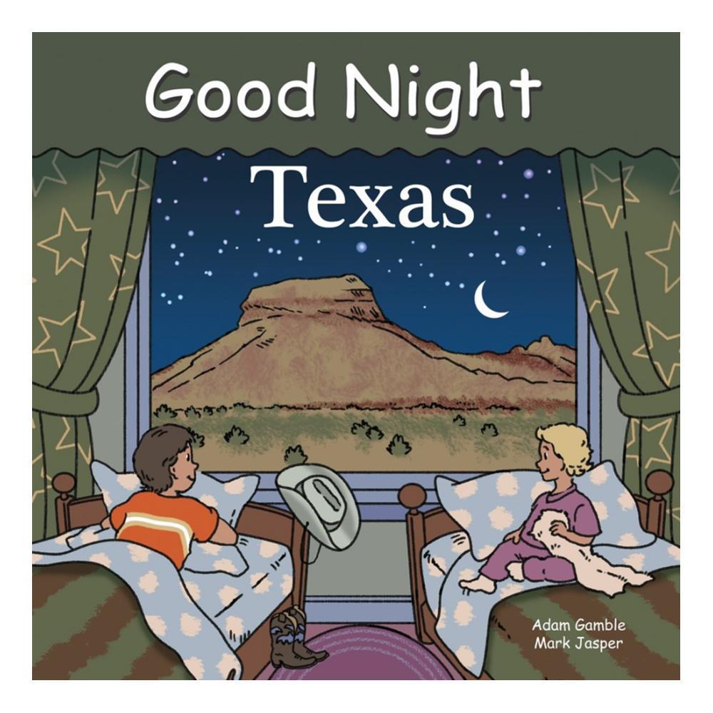 Good Night Texas By Adam Gamble