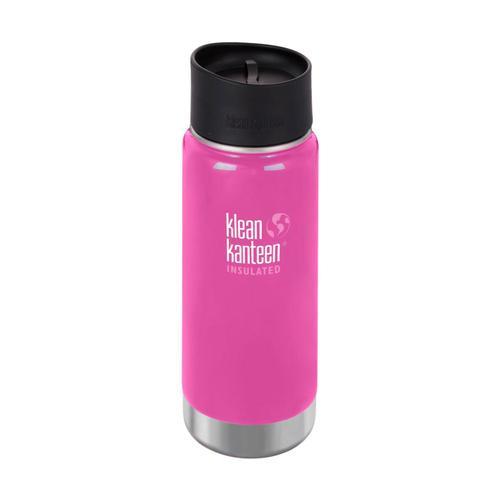 Klean Kanteen Wide Insulated Bottle w/Cafe Cap - 16oz