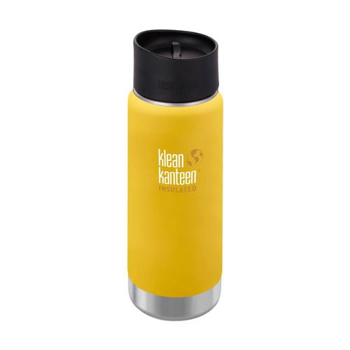 Klean Kanteen Wide Insulated Bottle w/Cafe Cap - 16oz