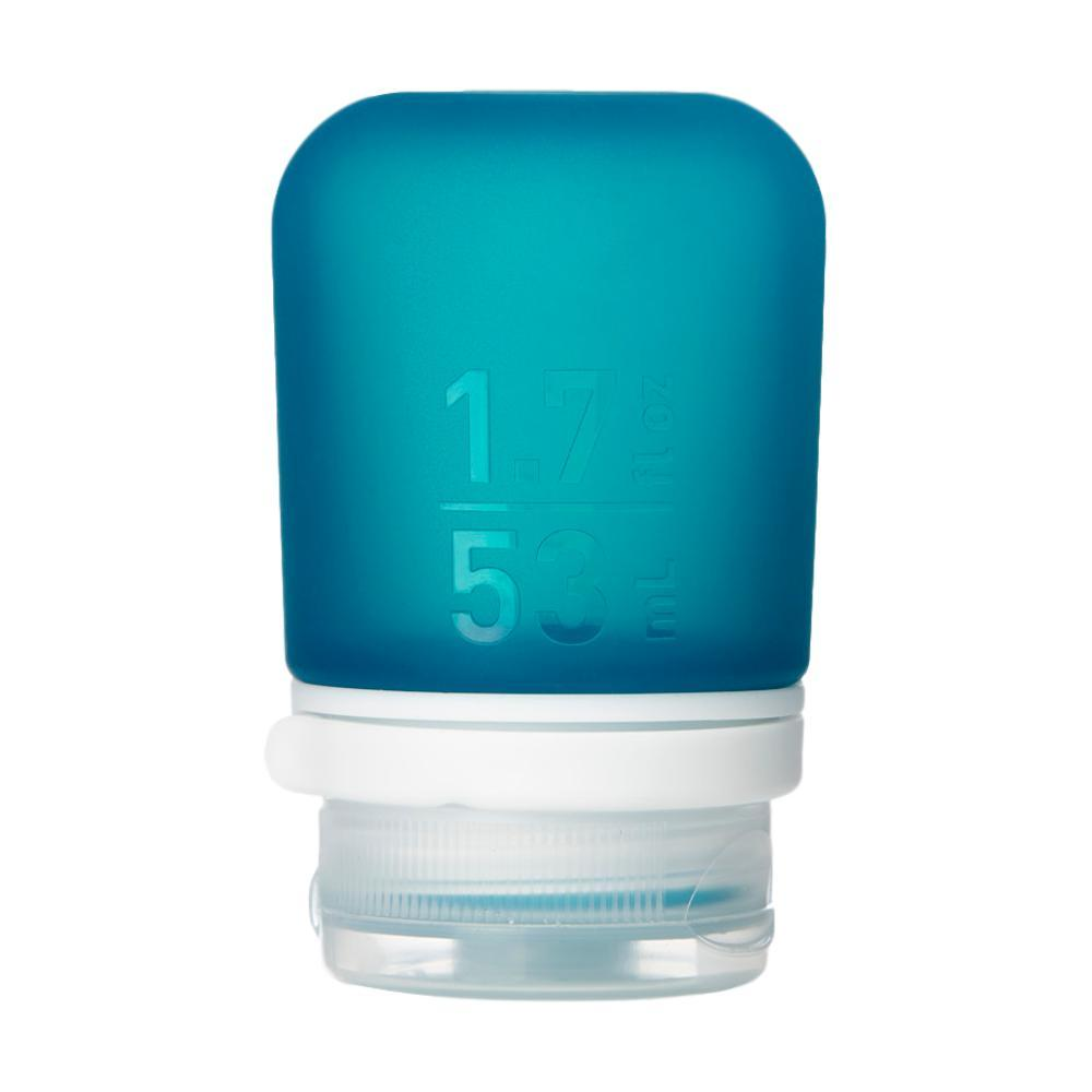 Humangear GoToob+ 1.7oz Silicone Bottle TEAL